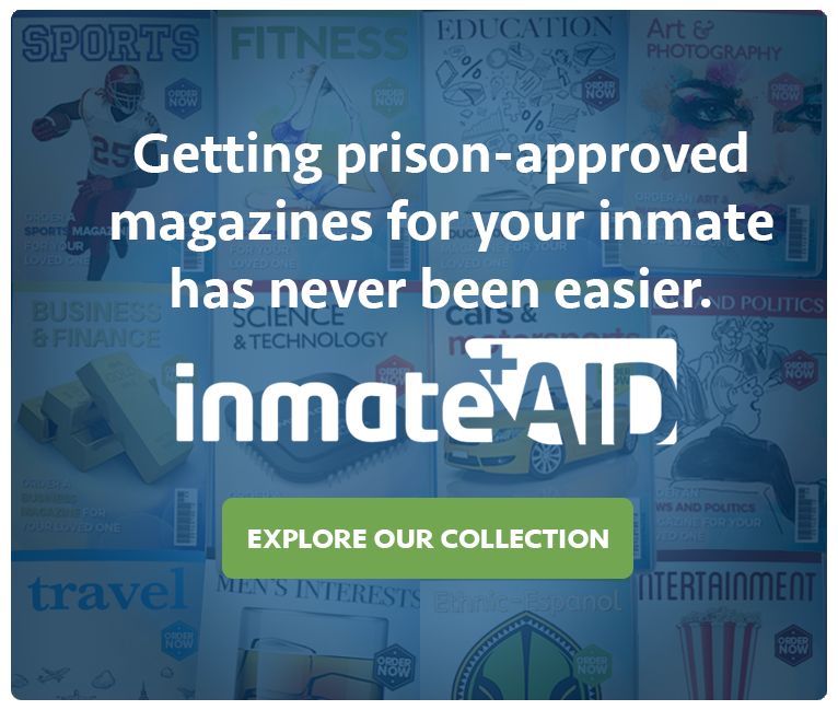 Inmate Aid Magazines